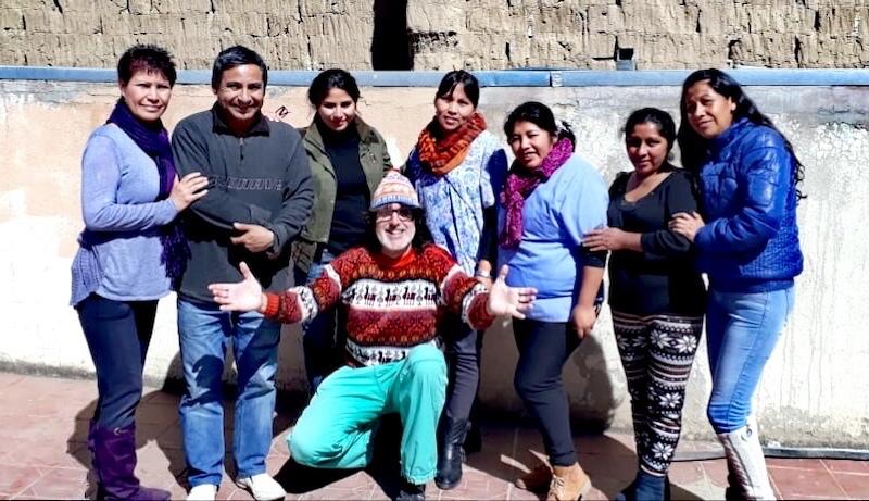 Experiencia misionera de Juan Miguel en Bolivia