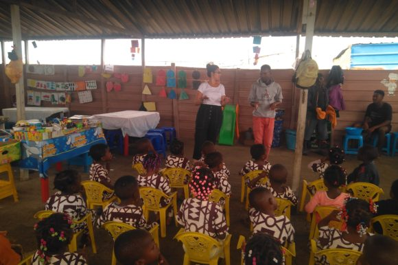 Experiencia misionera en Lobito